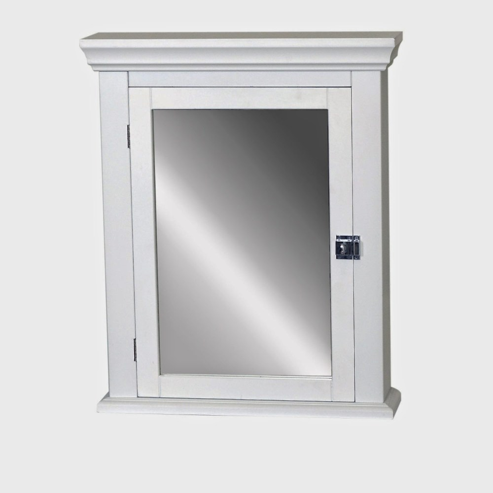 Nutone Medicine Cabinet With Outlet