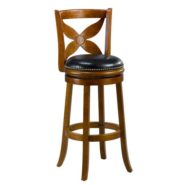 Oak Bar Stools Swivel With Backs