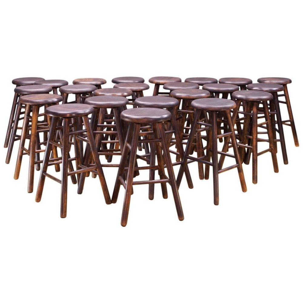 Old Bar Stools For Sale