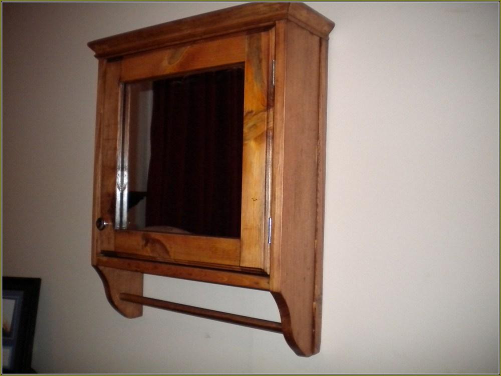 Old Fashioned Bathroom Medicine Cabinet