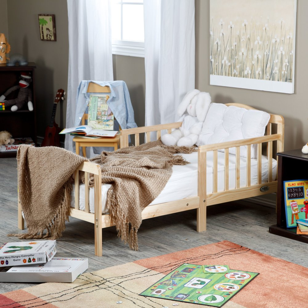 Orbelle Toddler Bed Natural