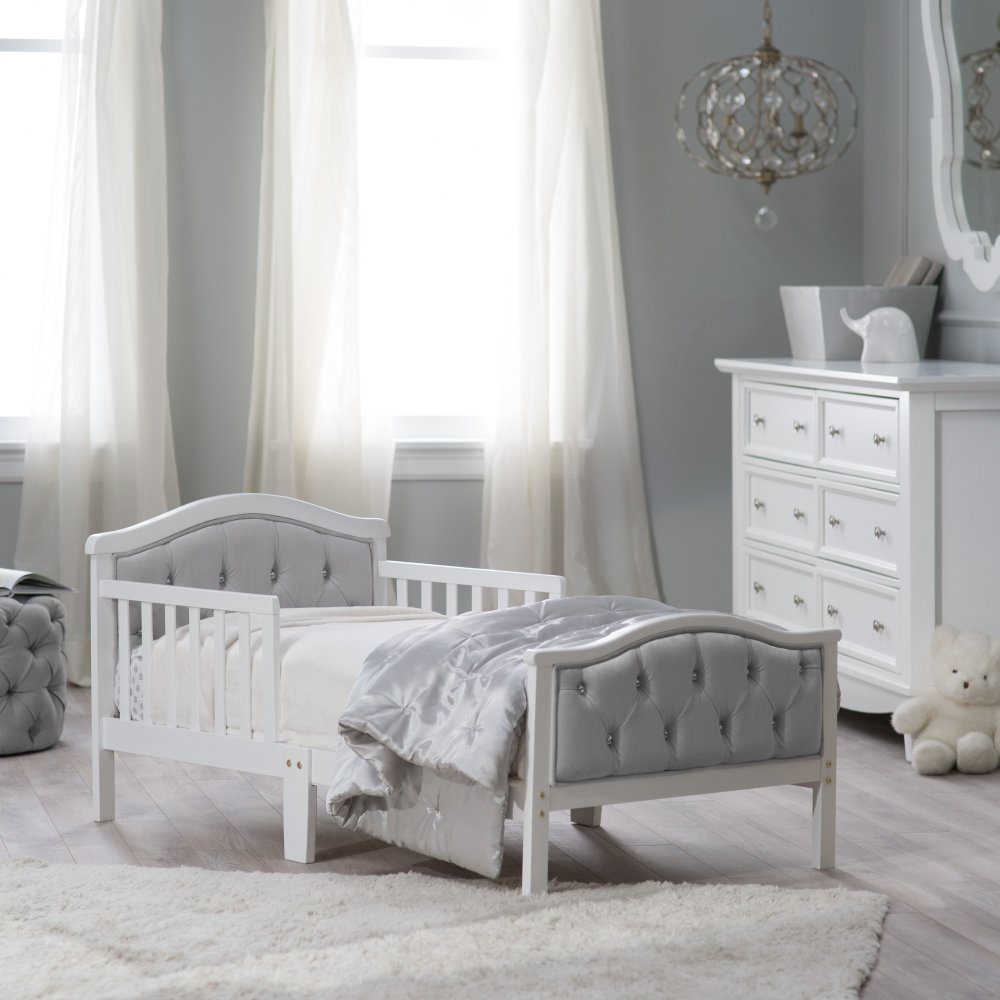 Orbelle Toddler Bed White