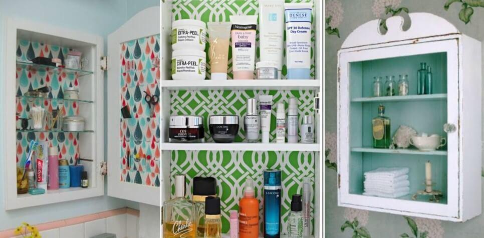 Organize Bathroom Medicine Cabinet