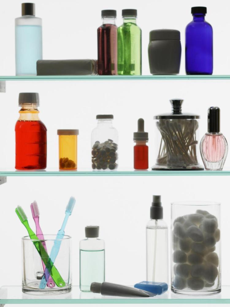 Organize Medicine Cabinet Linen Closet