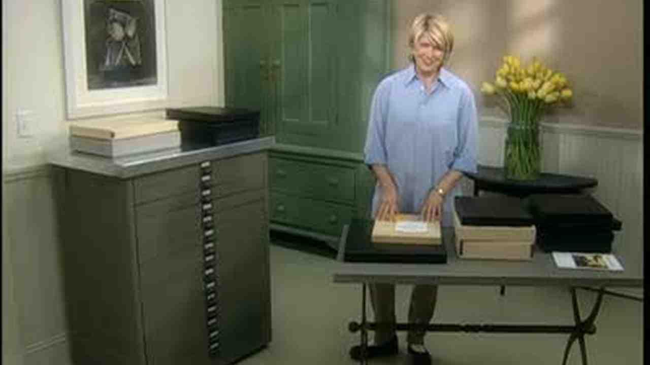 Organizing Medicine Cabinet Martha Stewart
