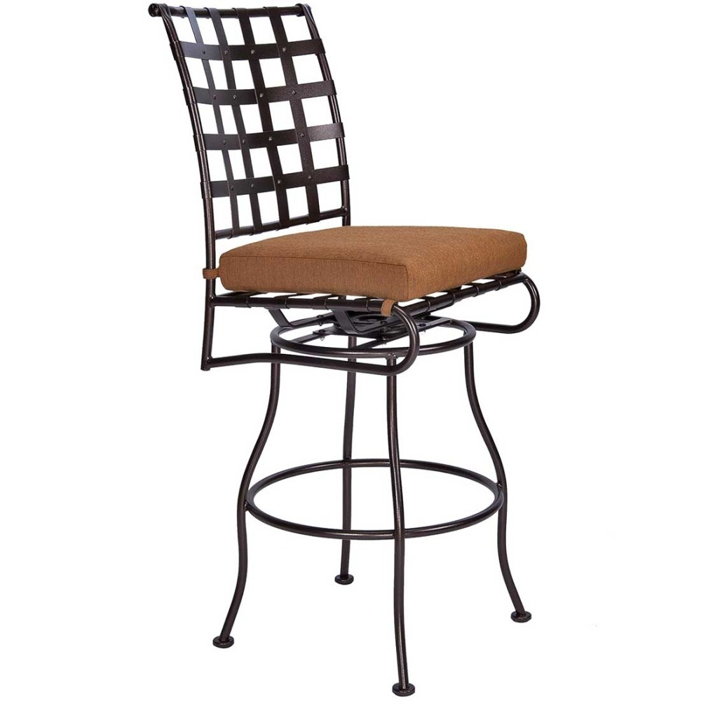 Outdoor Metal Patio Bar Stools