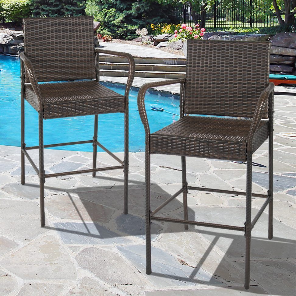 Outdoor Patio Bar Stools Clearance