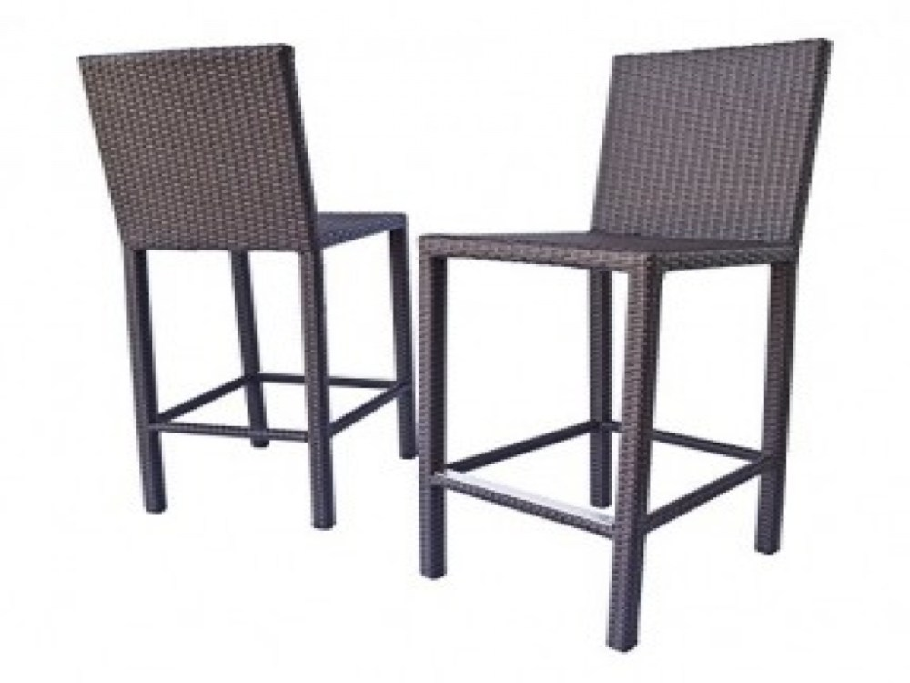 Outdoor Patio Counter Height Bar Stools