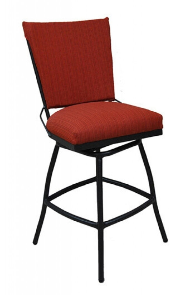 Outdoor Round Bar Stool Cushions