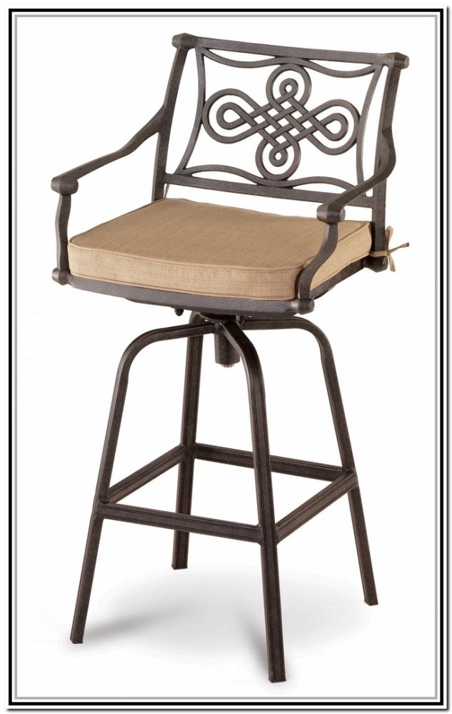 Outdoor Swivel Bar Stools Clearance