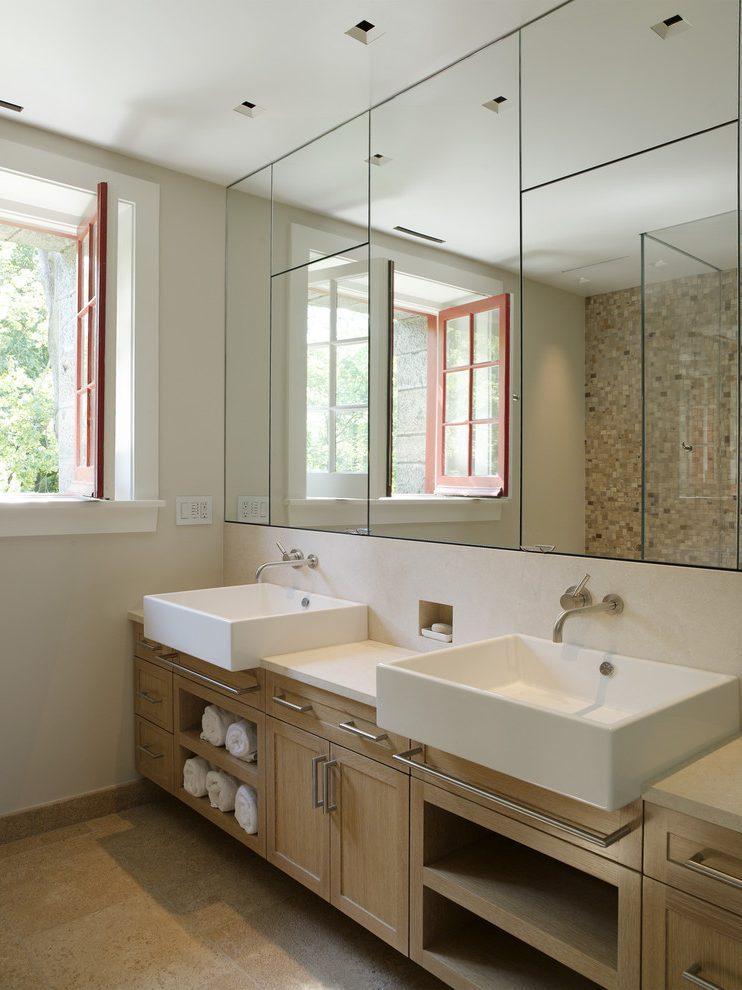 Oval Vanity Mirror Medicine Cabinet