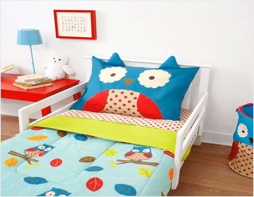 Owl Toddler Bedding Sets