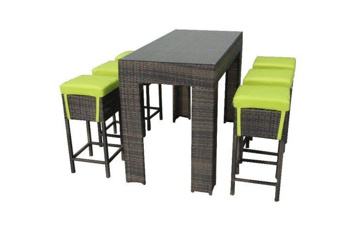 Patio Bar And Stool Sets