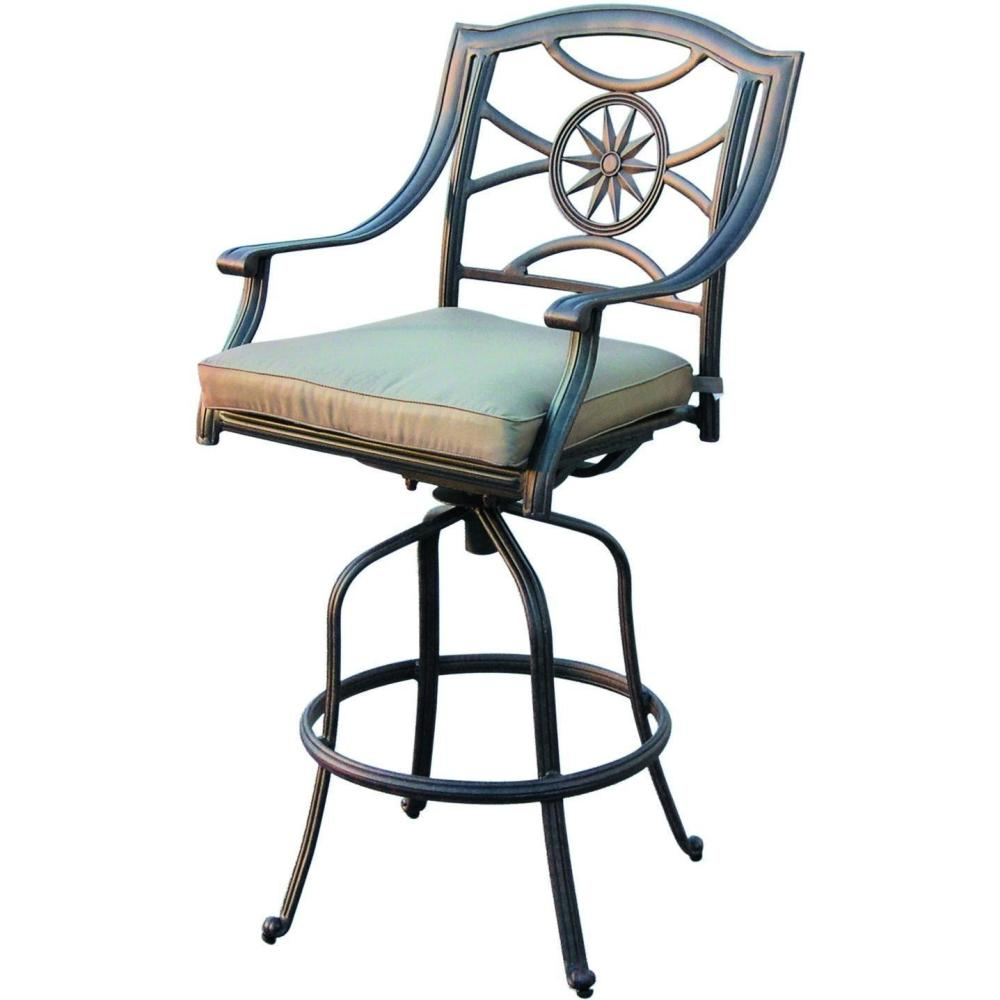 Patio Bar Stools With Arms
