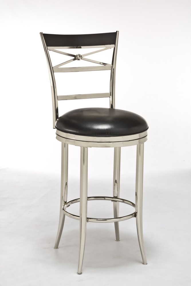 Patio Swivel Bar Stools With Arms