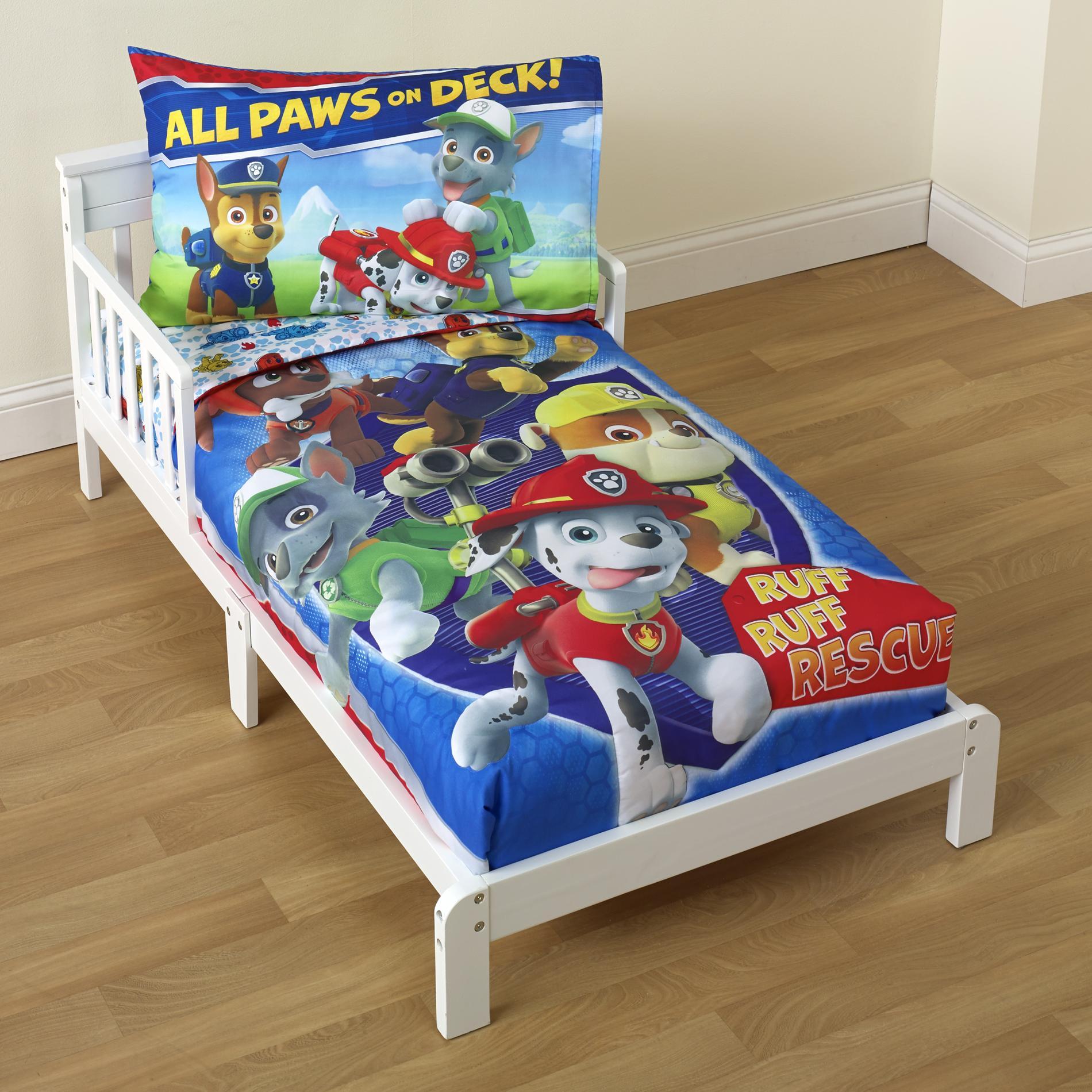 Paw Patrol Toddler Bedding Boy