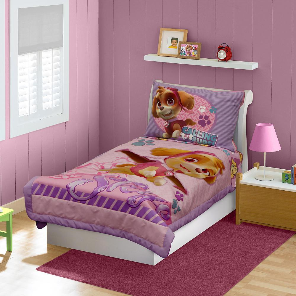 Paw Patrol Toddler Bedding Set