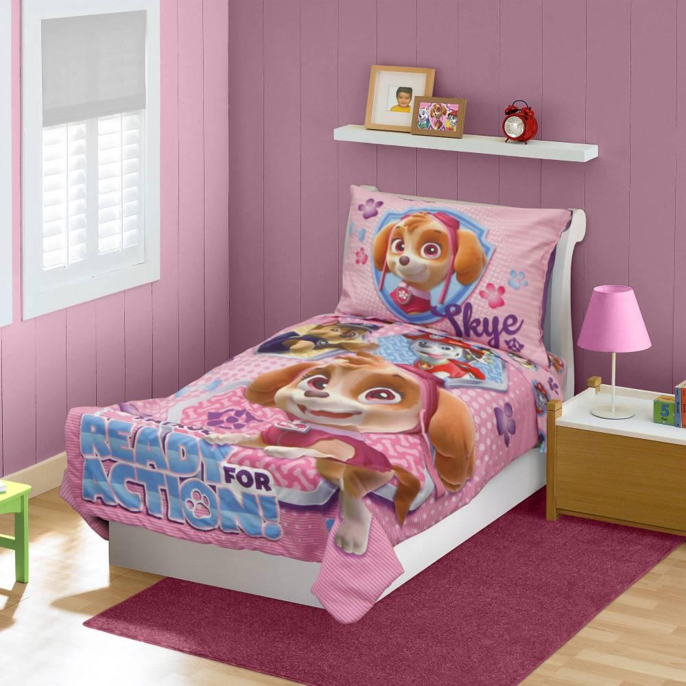 Paw Patrol Toddler Bedding