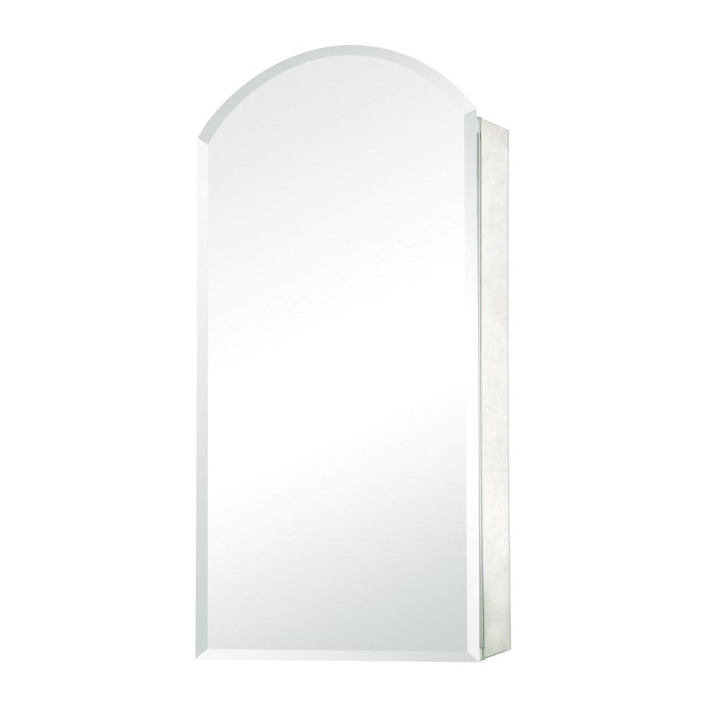 Pegasus Arch Beveled Mirrored Medicine Cabinet Sp4579