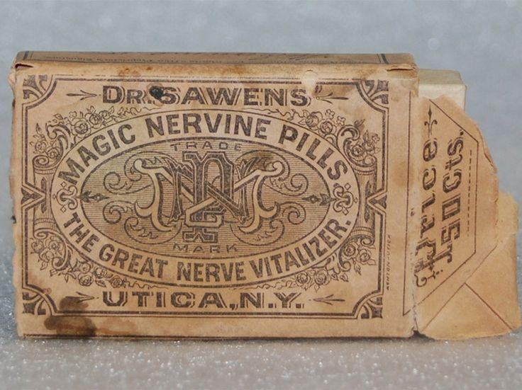 Pharmacy Medicine Cabinet Vintage