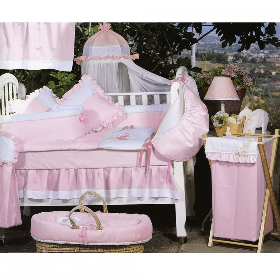 Pink Camo Toddler Bedding Sets