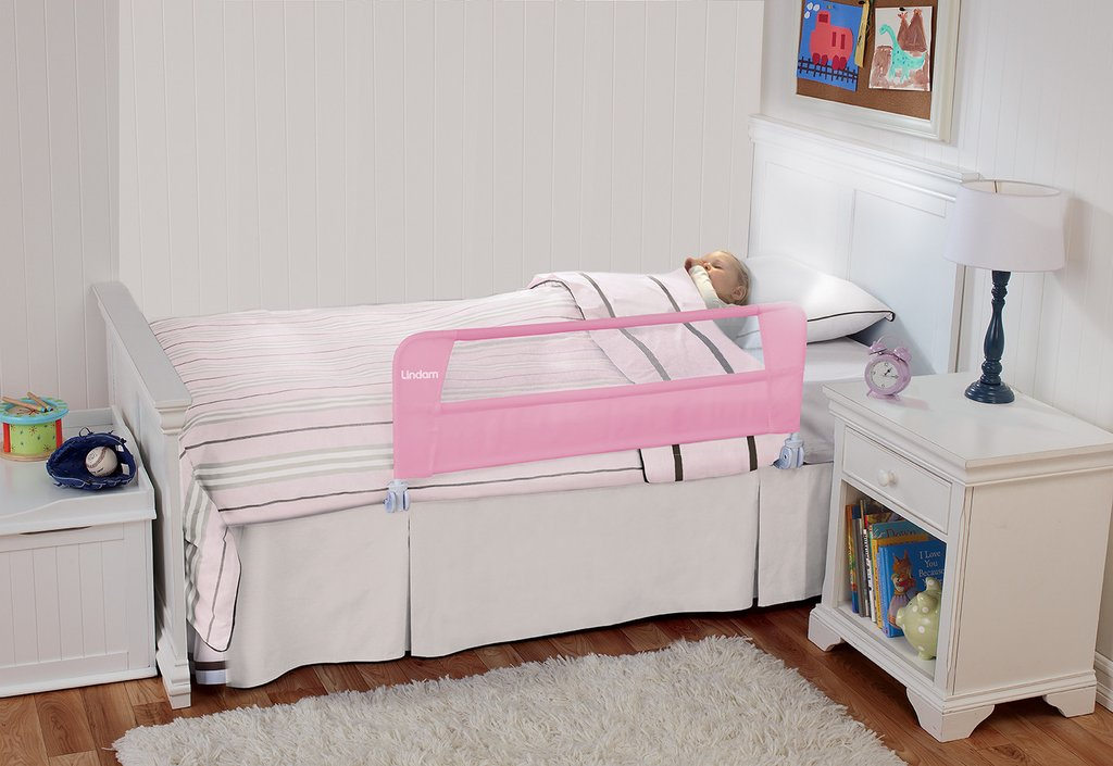 Pink House Toddler Bed