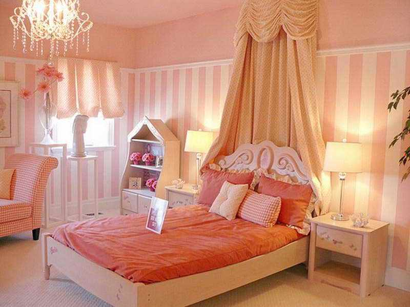 Pink Toddler Bedroom Ideas