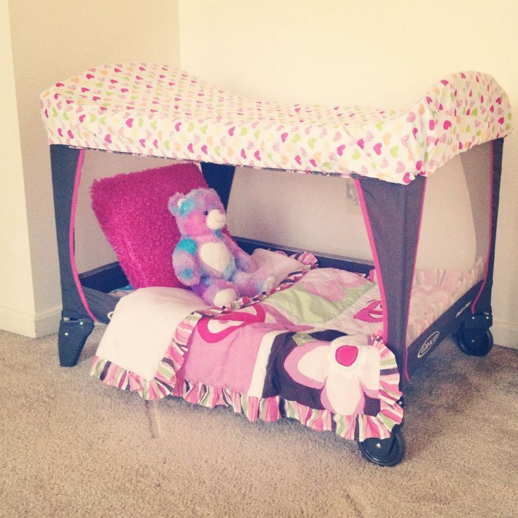 Pinterest Pack N Play Toddler Bed