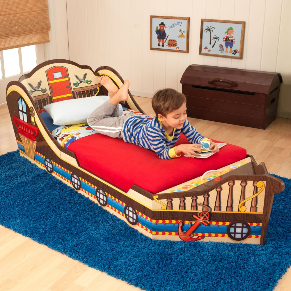 Pirate Ship Toddler Bed Walmart