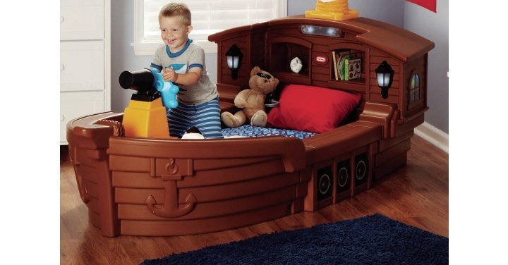 Pirate Toddler Bed Canada