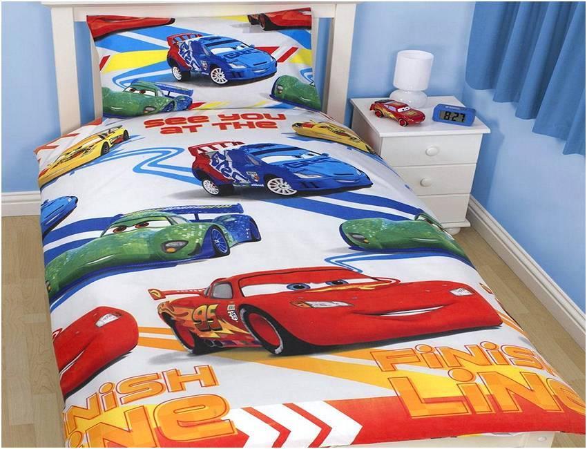 Pixar Cars Toddler Bedding Set