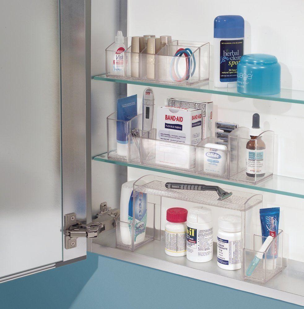 Plastic Medicine Cabinet