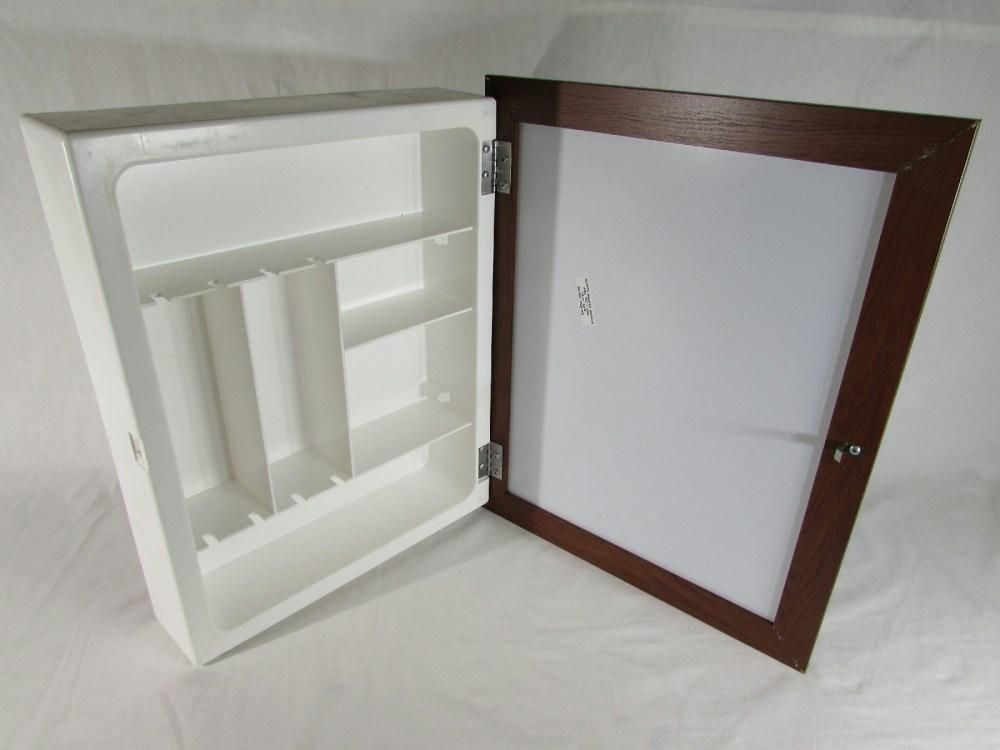 Plastic Rv Medicine Cabinet