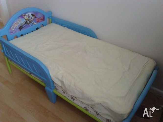Plastic Toddler Bed For Sale