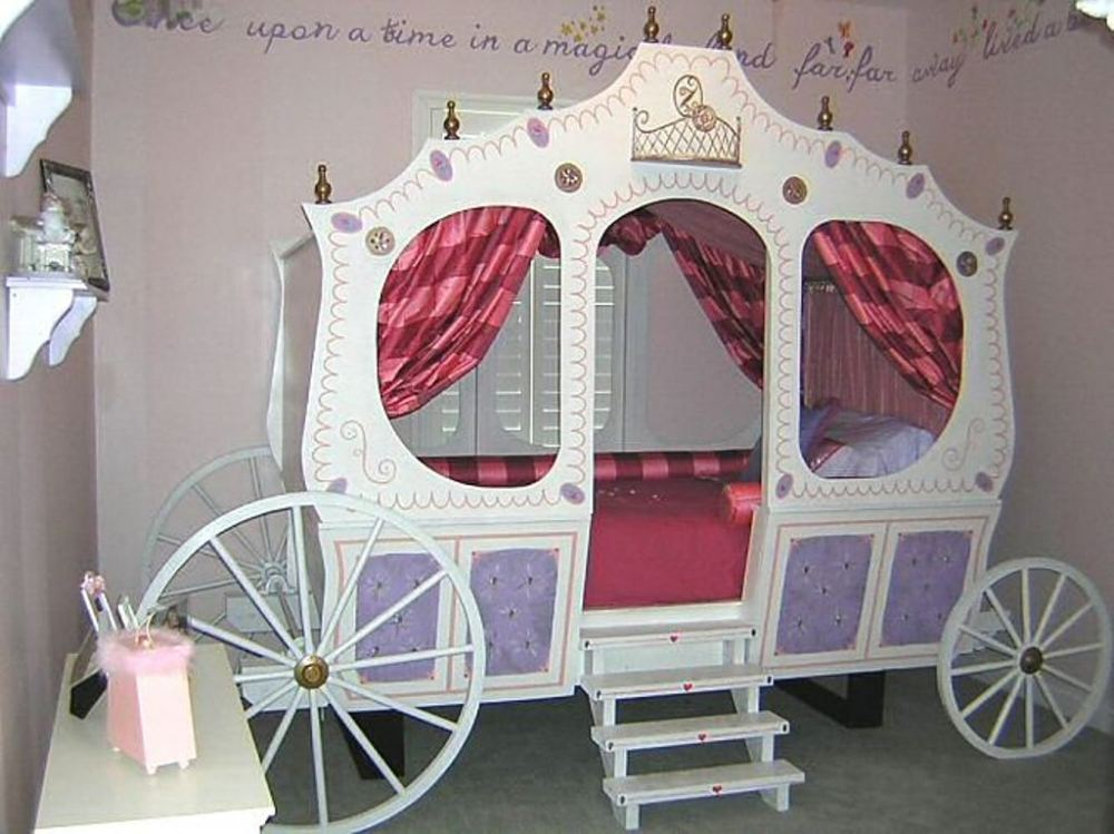 Princess Bed For Toddler Girl