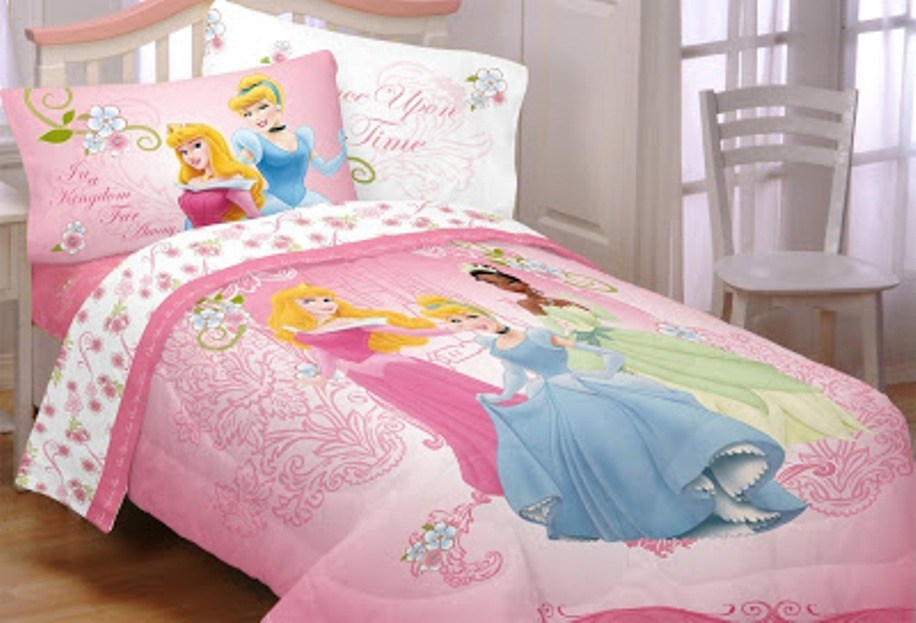 Princess Bedding For Toddler Bed