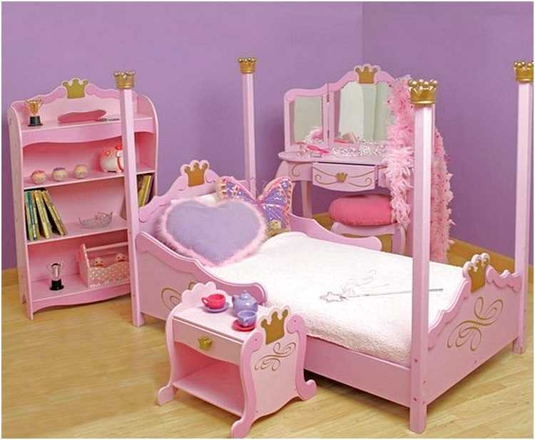 Princess Canopy Toddler Bed Instructions