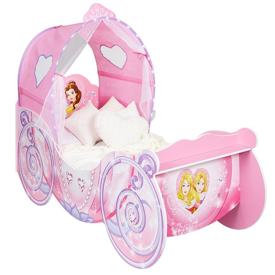 Princess Carriage Toddler Bed Australia