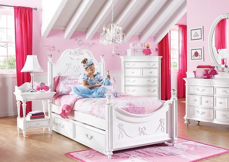 Princess Toddler Bed Set Walmart