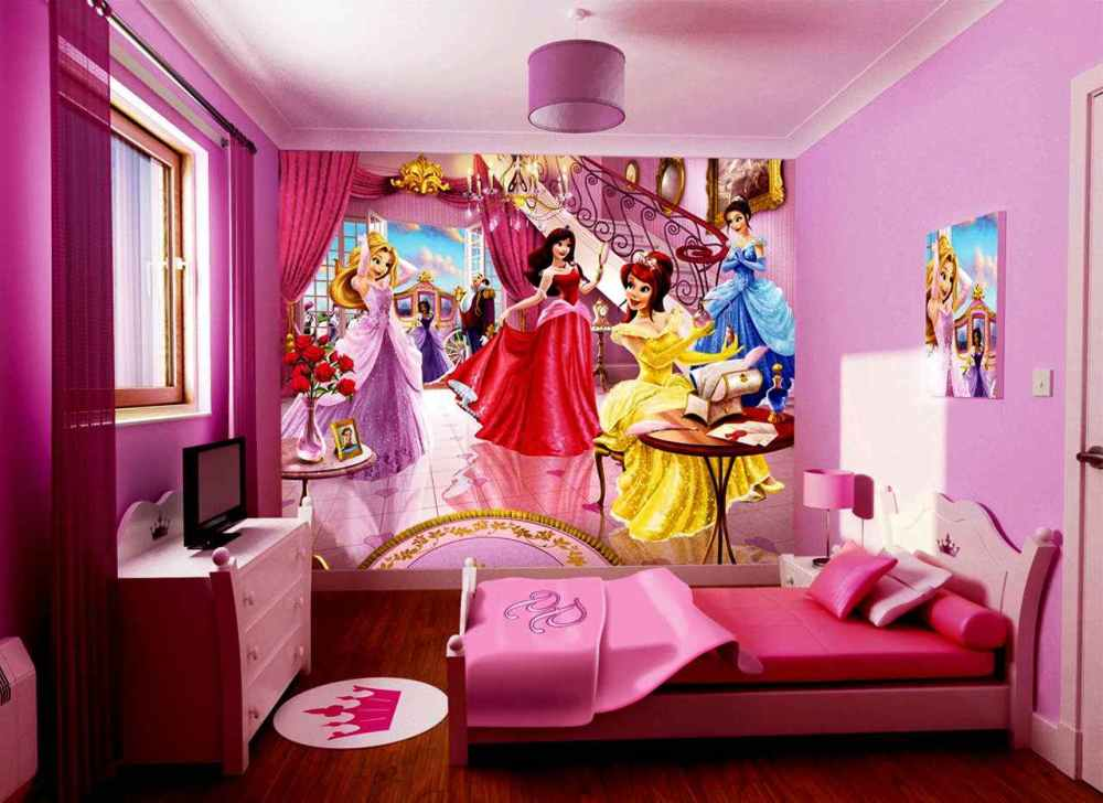 Princess Toddler Bedroom Ideas