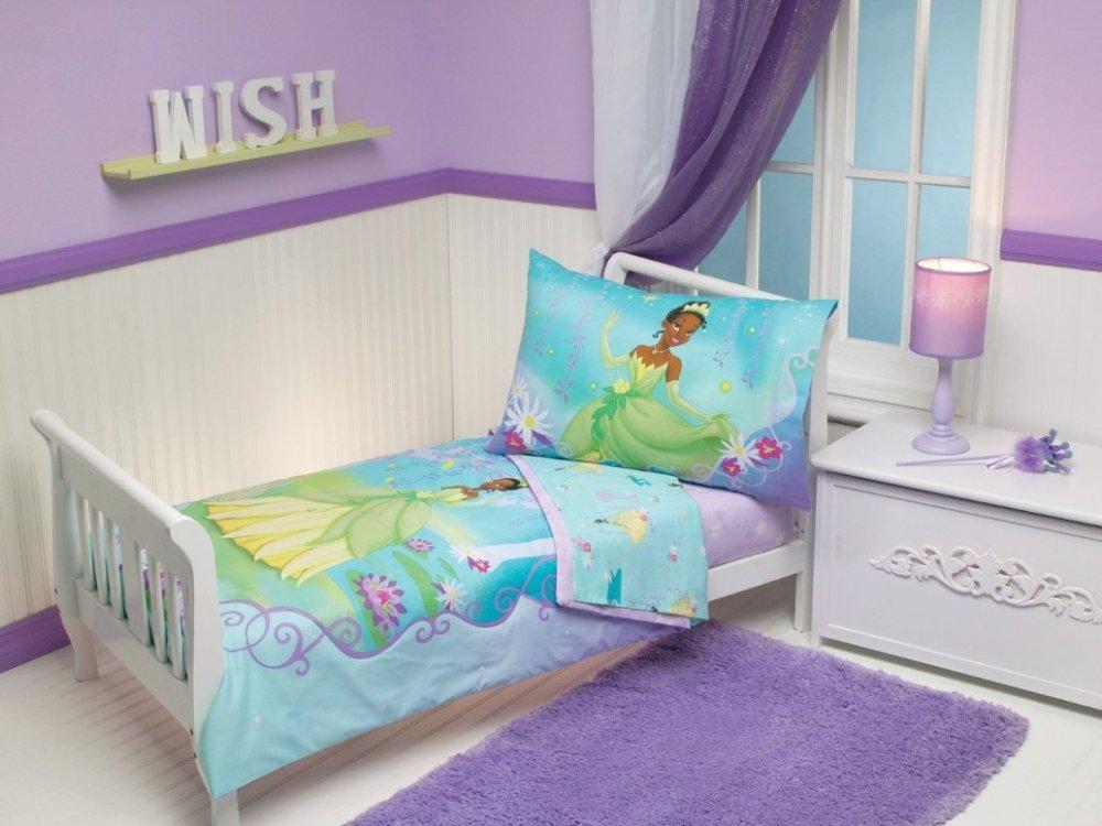 Princess Toddler Bedroom