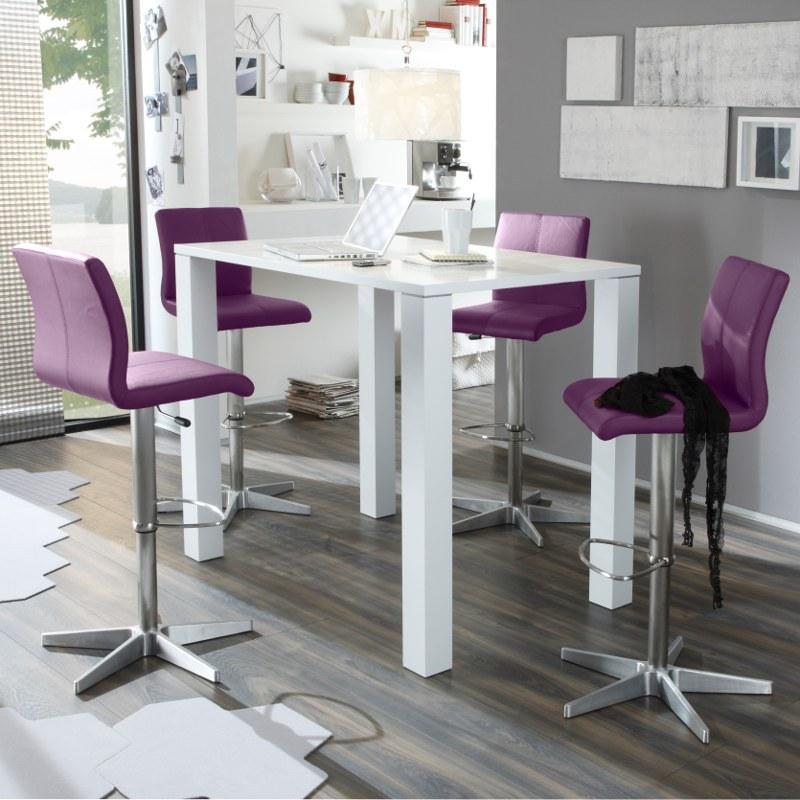 Purple Bar Stools Uk