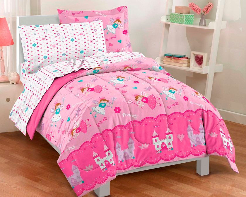 Purple Owl Toddler Bedding