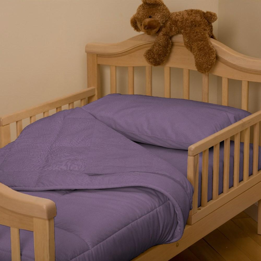 Purple Toddler Bedding