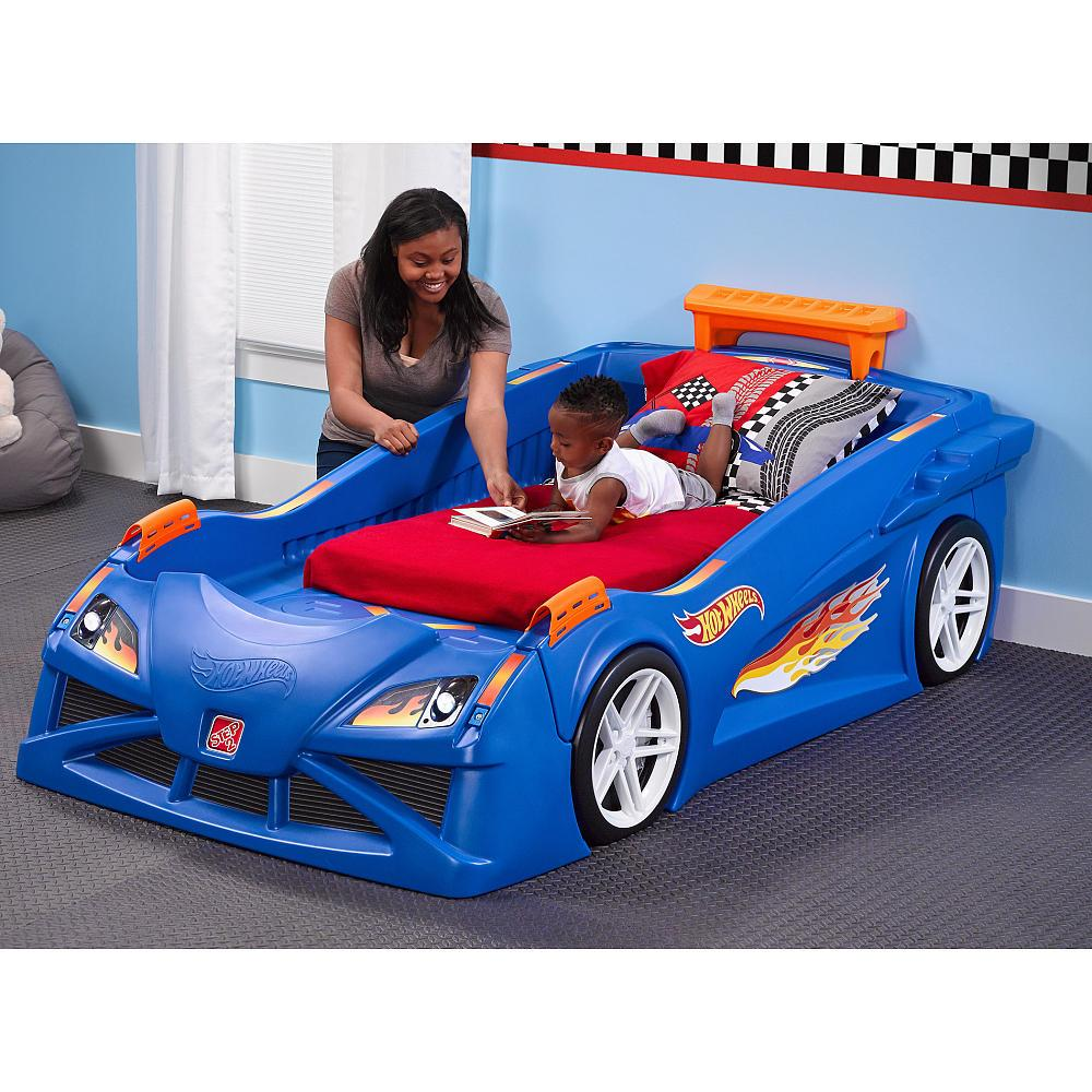Race Car Bed Toddler