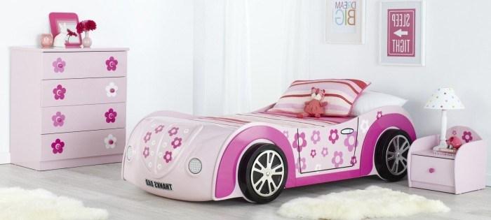 Race Car Toddler Bed Target