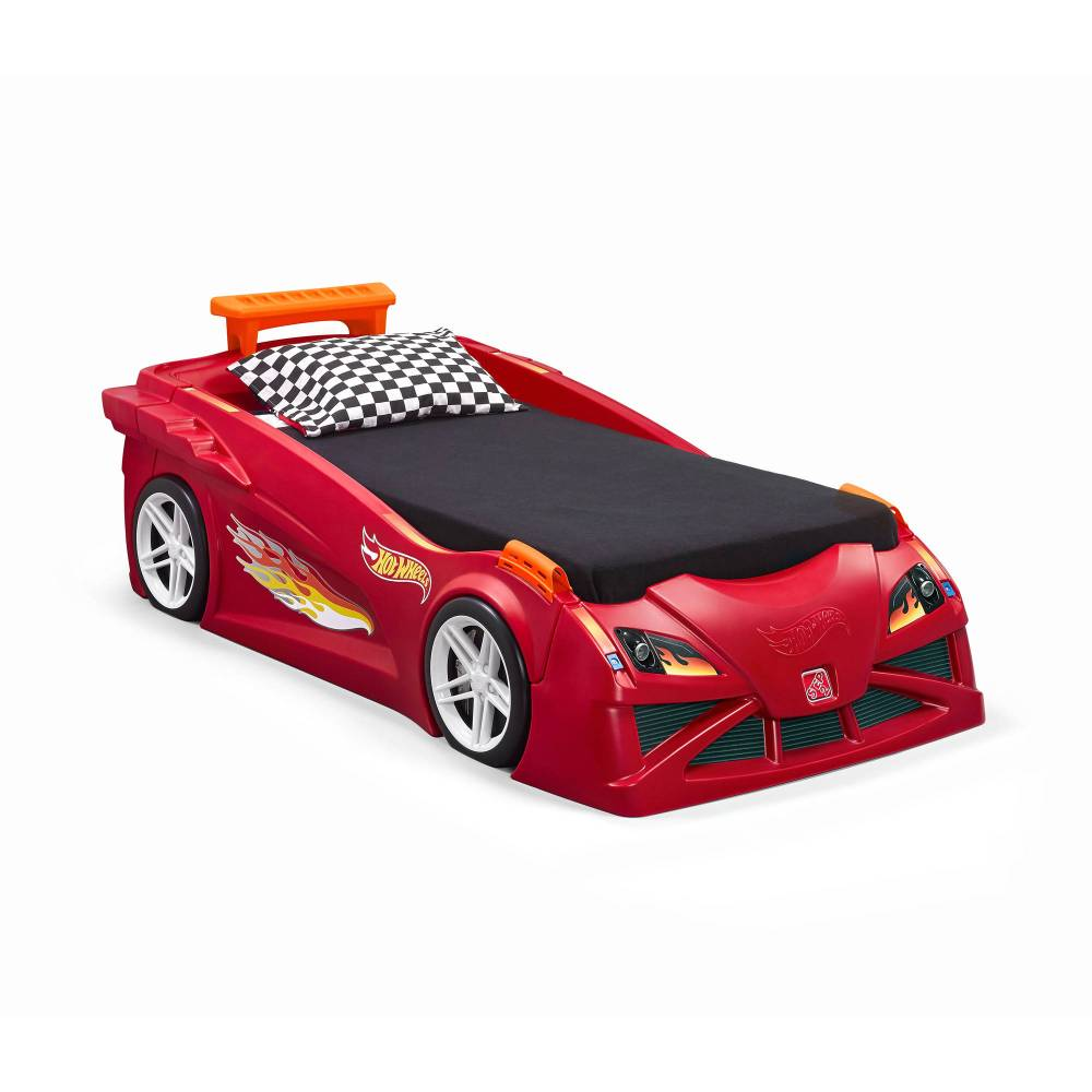 Race Car Toddler Bed Walmart