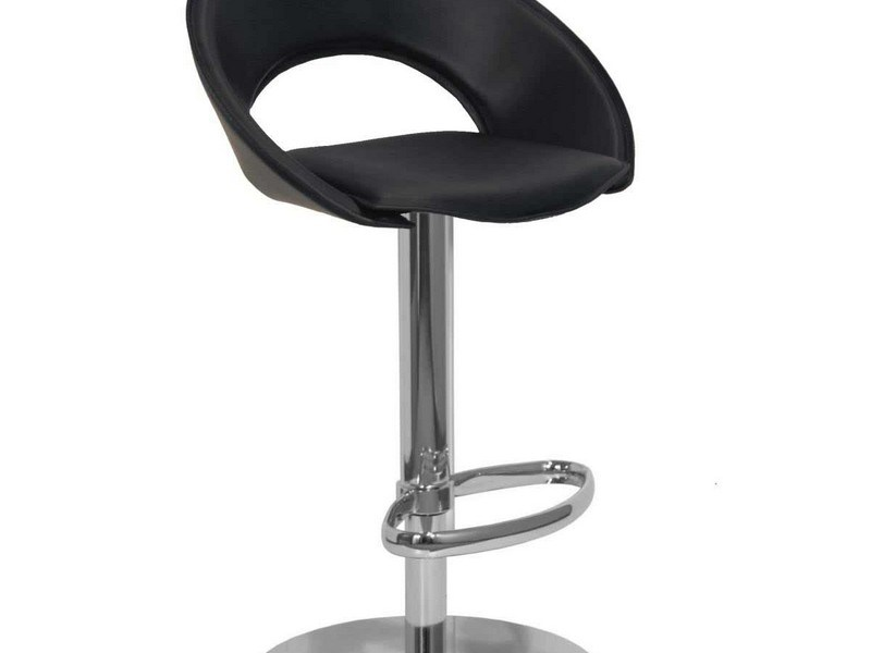 Real Leather Bar Stools With Backs