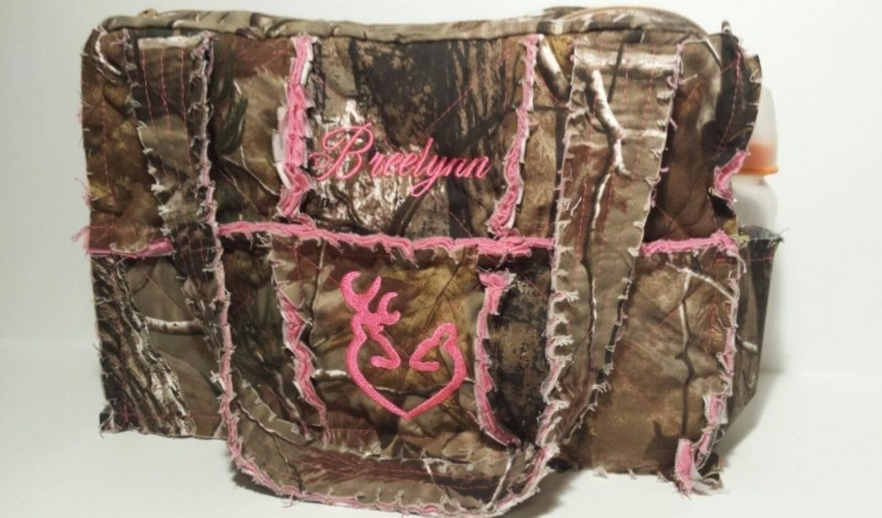 Realtree Camo Toddler Bedding