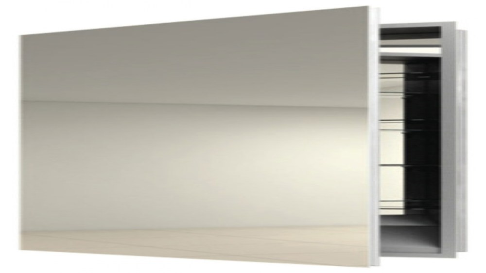 Recessed Medicine Cabinet Without Mirror